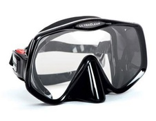 maska Atomic Aquatics FRAMELESS 2 Large black