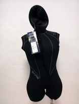 oblek Bare ARCTIC SGS vest 7 mm lady