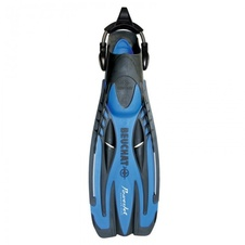 ploutve Beuchat POWER JET ADJUSTABLE blue