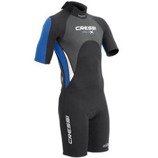 neoprenový oblek Cressi MED X short 3 mm Man
